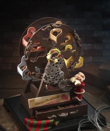 チョコレートの観覧車「ショコラ グラン・ルー」