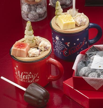 クリスマスショコラショー(マグカップ付)