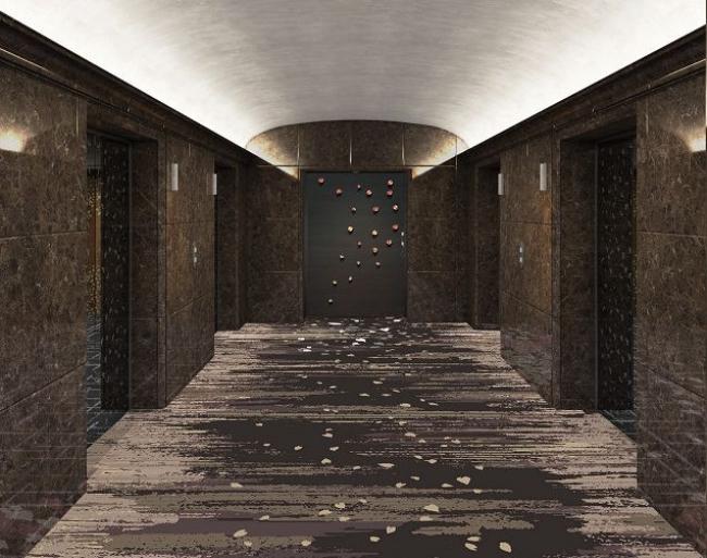エレベーターホールイメージ
