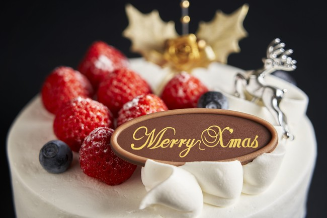 クリスマスデコレーションケーキ(イメージ)