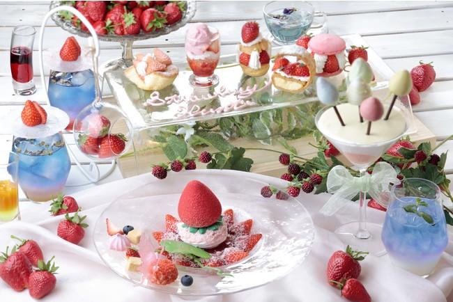 Strawberry Sweets Fair 2021 イメージ