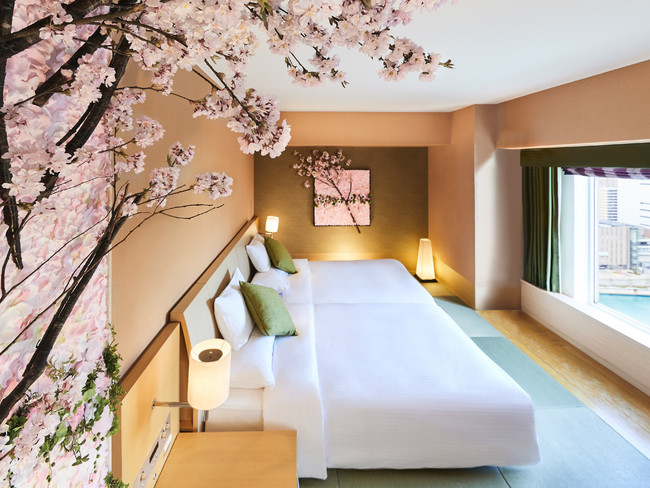 桜装飾イメージ