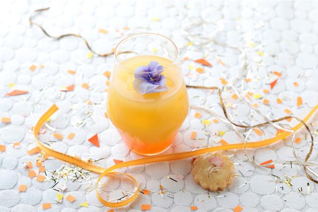 一花の甘くてほろ苦い大人のトロピカルカクテル(ノンアルコール) クッキー付 1,089円