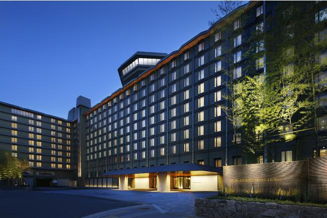 アニメに登場したホテルのモデルとなったリーガロイヤルホテル京都