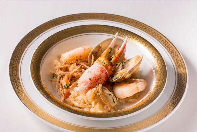 【選べる締め料理】海の幸のピラフ
