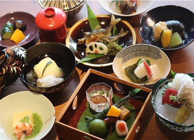 「嵐山 熊彦」夕食イメージ