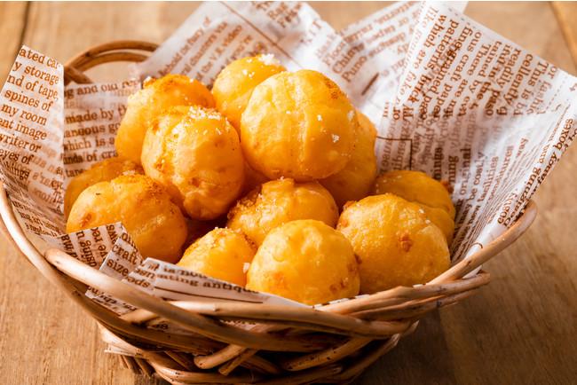 食べ放題の「チーズフォカッチャフライ」(イメージ)
