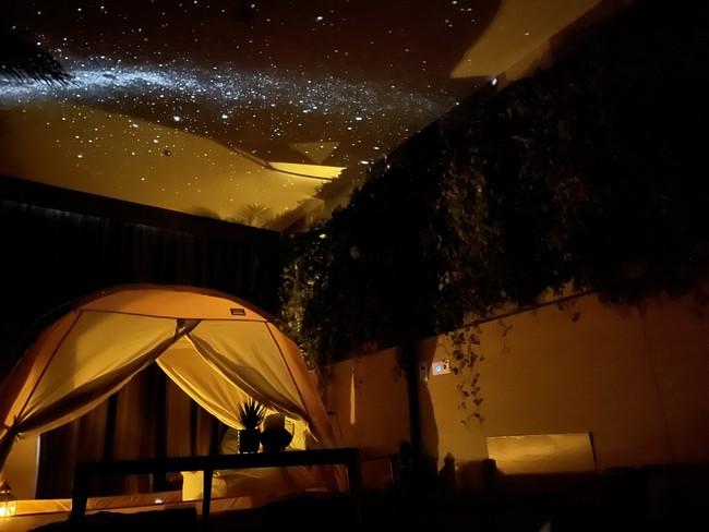 セガトイズ 2021年8月12日(木)新発売『Homestar(ホームスター)』客室内使用イメージ