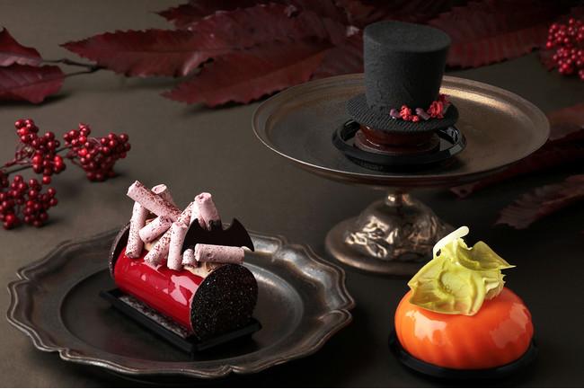 グルメブティック メリッサ「秋の収穫祭」ケーキ イメージ