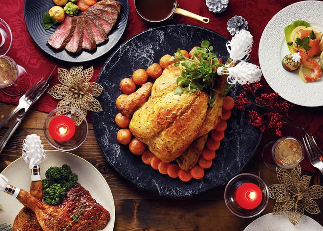 「グルメブティック メリッサ」総菜 盛り付けイメージ
