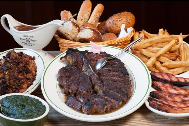 「Peter Luger Steak House Tokyo」メニューイメージ