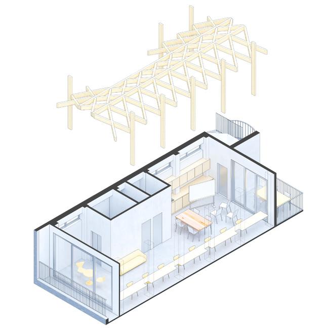 木質構造概念図