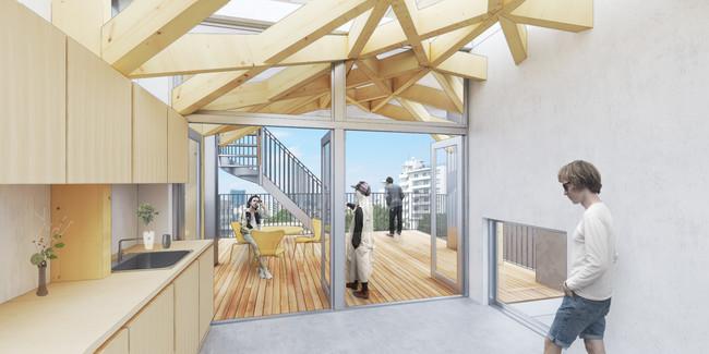時代のニーズに応えるWell-beingでフレキシブルな新しいオフィスの形 「Sreed EBISU +t」2022年6月オープン
