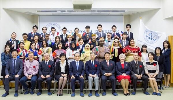▲Awaji Youth Federation