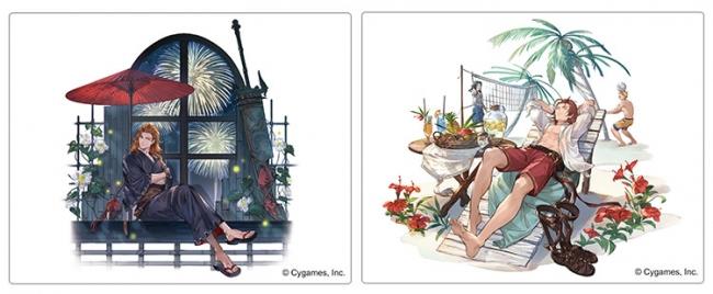 ▲ミニアクリルアートパネルコレクション/Vol.2(一部)