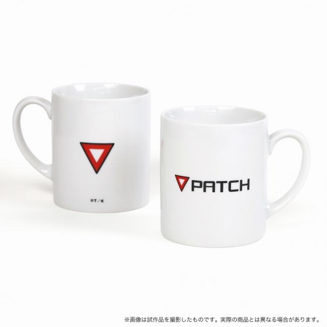 マグカップ(PATCH)