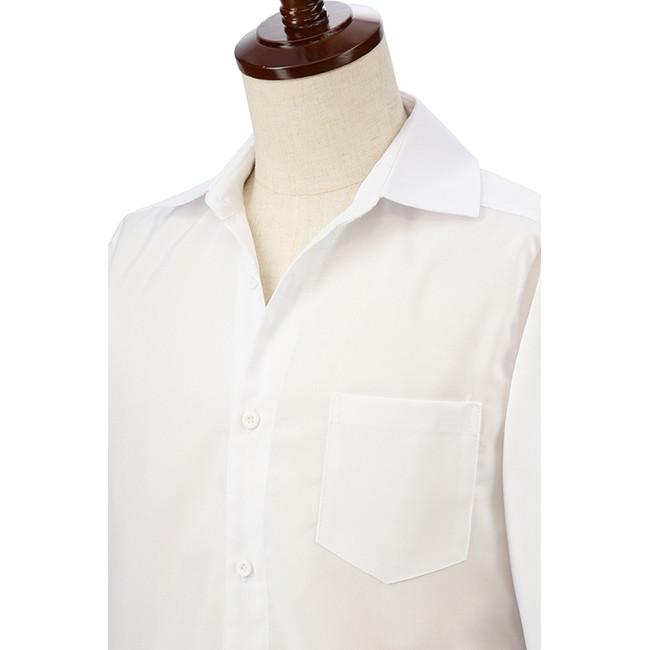 オープンカラーYシャツ