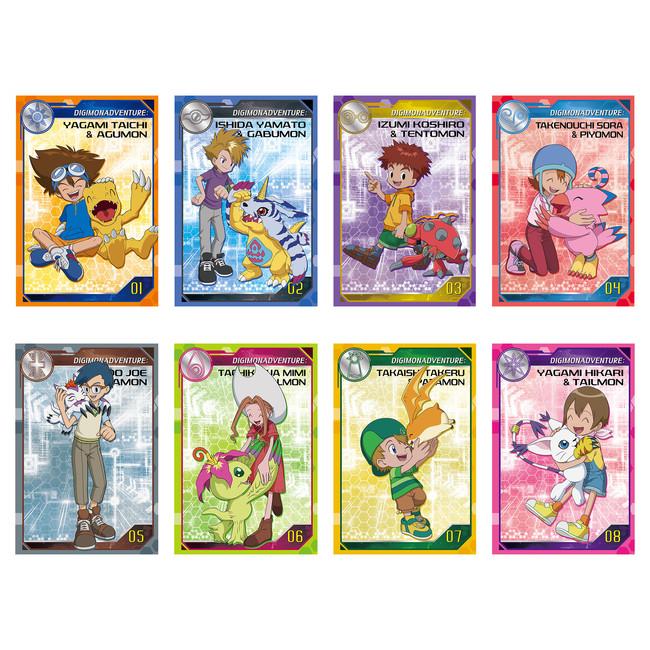 △オンリーショップ購入特典 特典ポストカード(全8種)