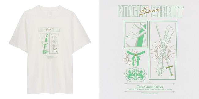 キャラクターイメージTシャツ(ベディヴィエール)