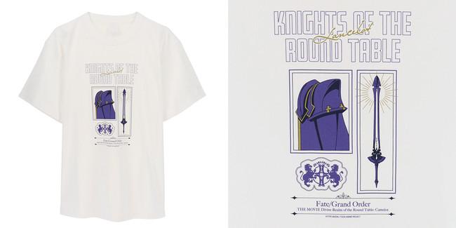 キャラクターイメージTシャツ(ランスロット)