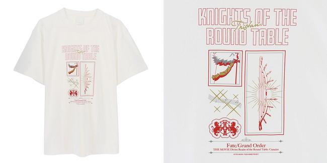 キャラクターイメージTシャツ(トリスタン)