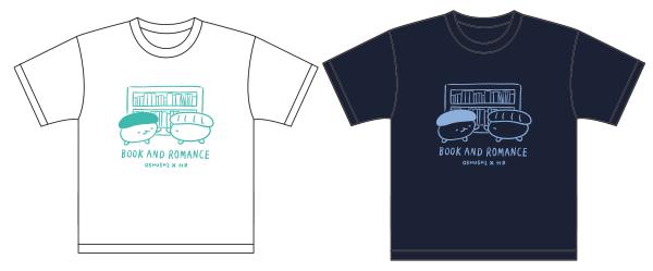 △おしゅし×HR Tシャツ第2弾