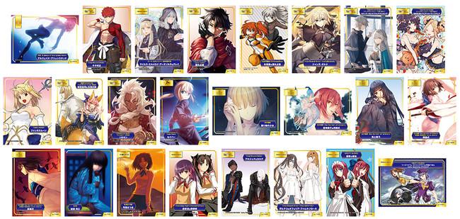 △フェア特典:アニメイトブックトレーディングカード(全24種)