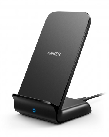 【Anker】iPhone XS / XS Max / XRを最大7.5Wで急速充電!スタンド型ワイヤレス充電器「Anker PowerWave 7.5 Stand」を販売開始