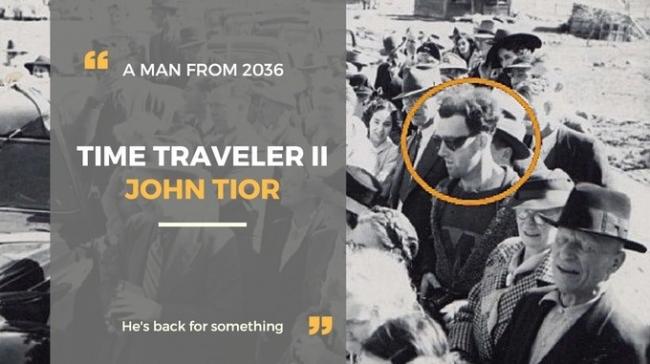 予言 ジョン タイター