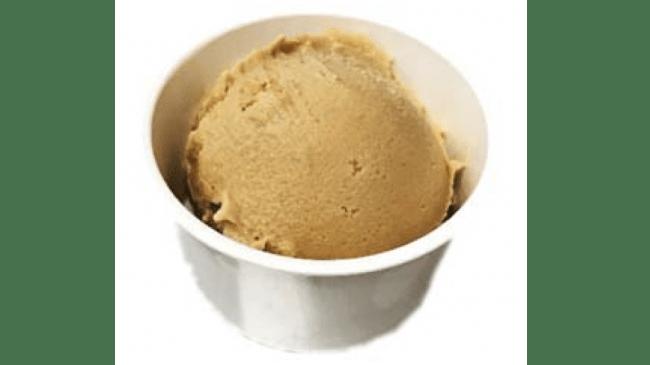 三次産生乳を使ったジェラート(カップ)220円(税込)■三次産の生乳を使用した甘さ控えめで、さっぱりとした 後味が特徴のジェラートです。