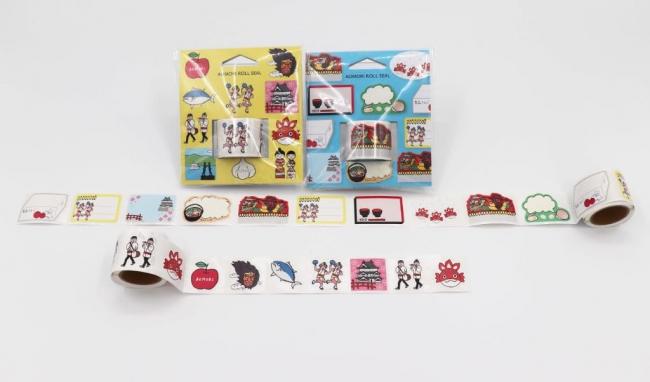 ねぶたデザインブランド「NEBUTA STYLE」からゴールデンウィークに青森県を訪れた観光客に向けた商品を発売。