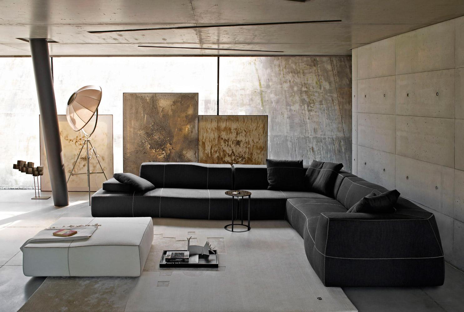 masterpiece of b b italia progetto81. Black Bedroom Furniture Sets. Home Design Ideas