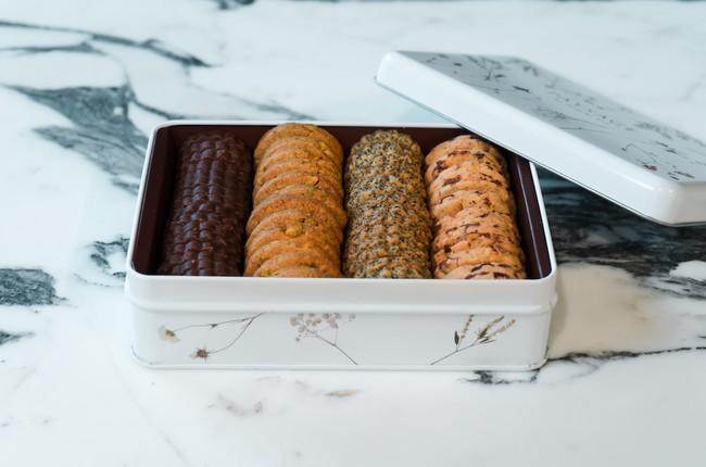 チョコラート、ピスタチオ、テ・リモーネ、ノチョーラ・バッカの4種 価格:4,500円(税抜)