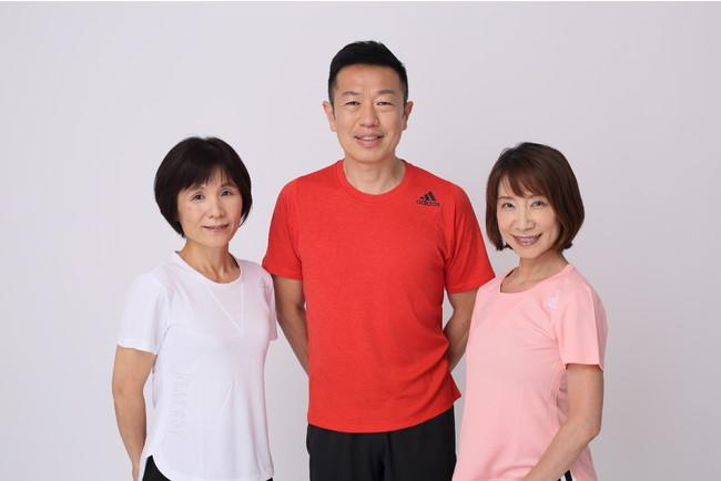 著者左より: 井手友美氏、中野ジェームズ修一氏、岡橋優子氏