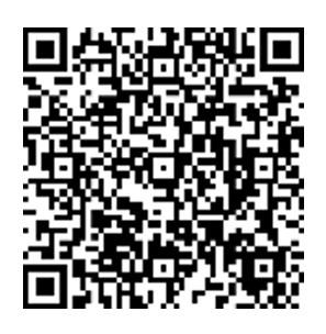 プレゼント専用特設サイトQRコード