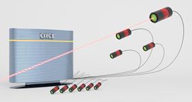 図1:レーザー振動計