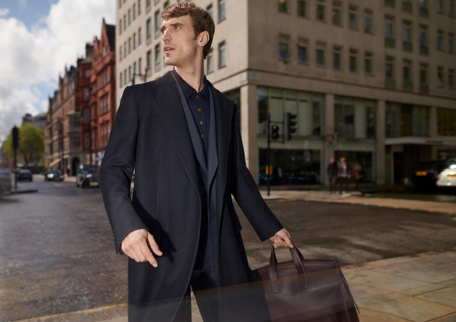 dunhill AUTUMN WINTER 2018 CAMPAIGN: REFLECTIONS
