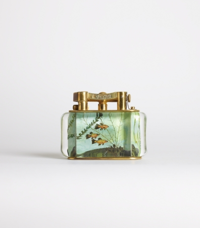 dunhill AQUARIUM Collection Launched