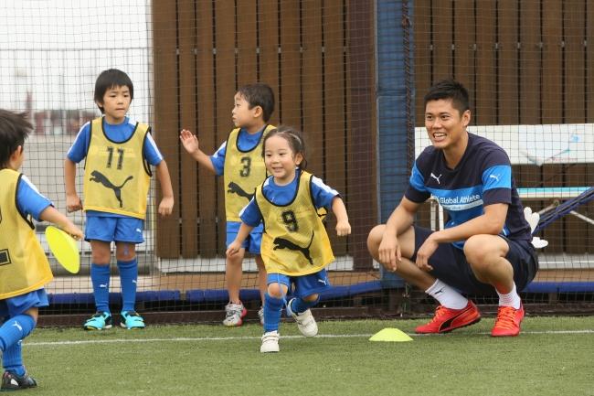 「川島永嗣 サッカー教室」の画像検索結果
