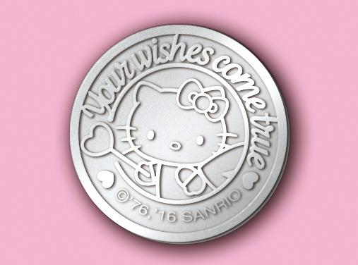 ショーの最後には、「願いの泉」に投げるコインがもらえるチャンスも♪※イメージ