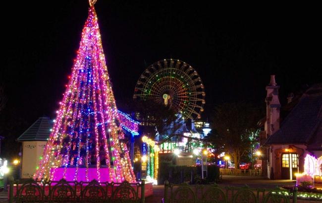 クリスマスツリーも登場!