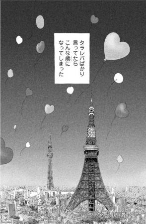 『東京タラレバ娘』第1話冒頭シーン