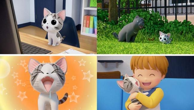 3DCGアニメの第2期制作決定も「Japan Expo 2017」ステージ上で発表された。
