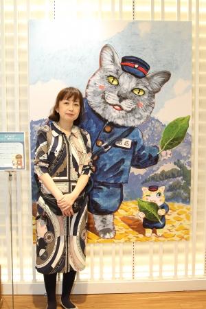 無料 モアイ 猫 夜回り 朝のホーム「あの子が危ない…」 マンガ「夜廻り猫」が描く新学期