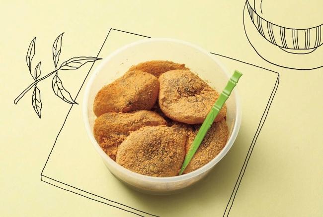 定番和菓子が見事1位に。セブンイレブン京風きらこのわらび餅黒蜜入り