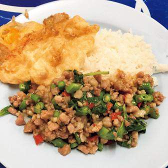 NEXT韓国は食べ物が美味しい上に、物価も安いと評判のバンコク!