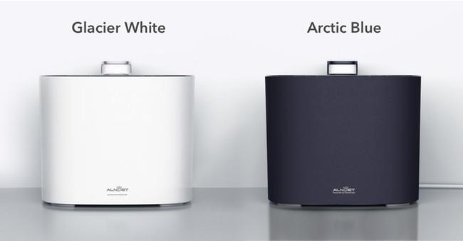 シンプルで洗練されたデザイン、カラーは2色