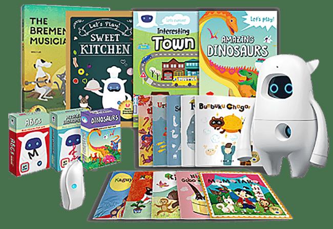 AKA株式会社、英語学習AIロボット「Musio」(ミュージオ)の幼児向けレンタルサービスをママ向けQ&Aアプリ「ママリ」限定で提供開始