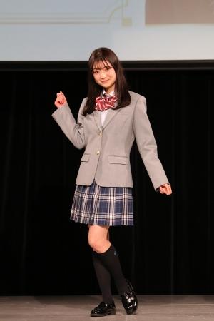 第5回日本制服アワードファッションショー