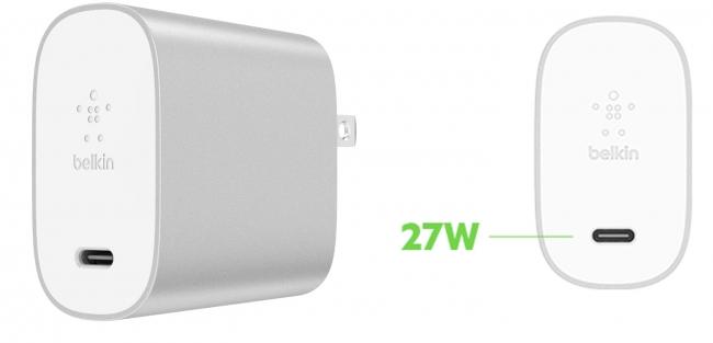 BOOST↑CHARGE(TM) USB充電器(27W USB-C(TM))